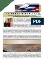 LNR 44 (Revista La Nueva Republica) Cuba CID 7 Junio 2012