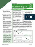 Monthlyindicatorsreport July 2012pdf