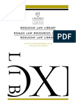6566-Roman-Law-2009