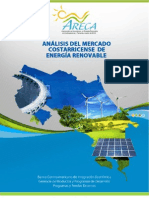 Analisis Del Mercado Costarricense de Energia Renovable