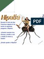 Hipatia y Las Moscas