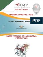Unidad i - Semana i - Pruebas Proyectivas