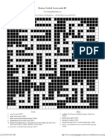 Hawkeye Crossword Larger