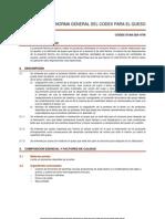 Norma General Del Codex Para El Queso