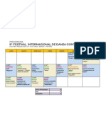 Programa 5 Festival S.I. Patiño