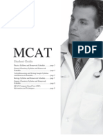 MCAT Student Guide Rev Apr 2012