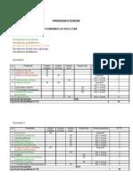 dziennikarstwo i komunikacja społeczna 2009-2008 plan studiów