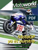 Magazine Motoworld n44 Retrovisor Intermitente
