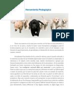 El Perro Como Herramienta Pedagógica en la Familia