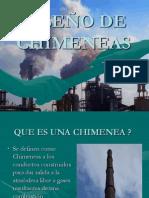 DISEÑO DE CHIMENEAS