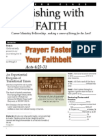 Faith 2 Acts 4-23-31 Rev Handout 071512