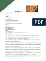 Topfen-Pfirsich Kuchen