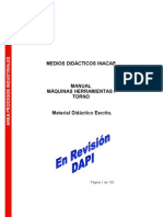 Manual Máquinas Herramientas (torno)