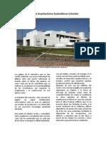 Concreto Arquitectonico Sostenible en Colombia