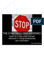 Ethics Final- Cyberbullying