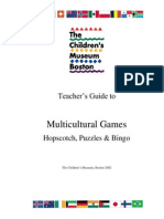 Multicultural Games Kit Guide