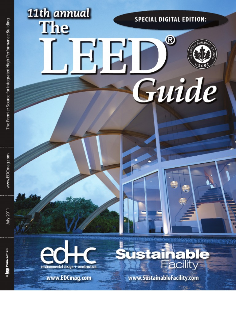 Ed C July 2011 Leadership In Energy And Environmental Design Exhausto Fan Wiring Schematic Green Building