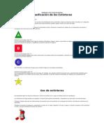 Clasificación y Uso correcto de extintores