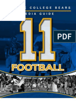 2011 PC Football Media Guide