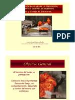 Curso Uso y Manejo Extintores Julio 2010