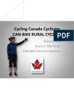 CANBIKE Rural Cycling