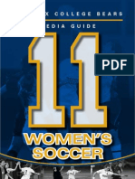 2011 PC Womens Soccer Media Guide