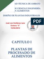 Gutierrez Jose Luis. 8Al. (Plantas de Procesado de Alimentos)