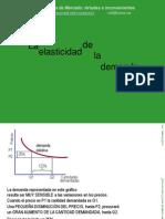 elasticidad de la demanda (mercadotecnia)