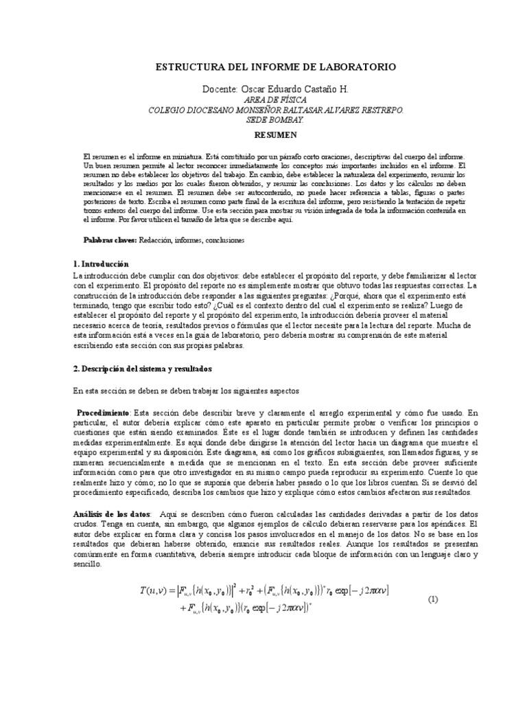 Unusual Conclusion Resumen Ejemplos Contemporary - Entry Level ...