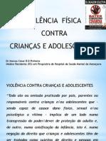 Violencia física na infancia e adolescentia