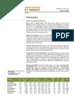 BIMBSec - Sector Update - Plantation - 20120711