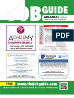 The Job Guide Volume 24 Issue 14 Arkansas