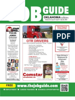 The Job Guide Volume 24 Issue 14 Oklahoma