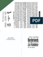 Borderlands / La frontera Gloria Anzaldúa