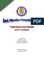 BEIS Early Reg Manual (2012!01!25)
