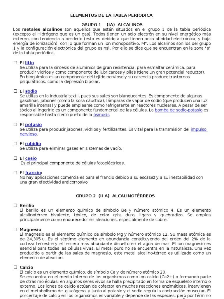 1527072713v1 - Tabla Periodica De Los Elementos Quimicos Y Sus Aplicaciones