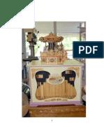 YANKEE DOODLE Street Organ Kit MANUAL