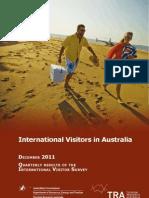 International Visitors Australia December 2011