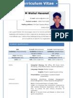 A B M Waliul Hasanat
