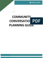 Community Conversation Planning Guide