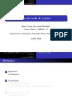 Laplace(Primera Version)