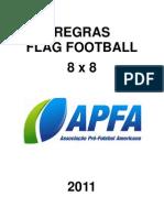 APFA Regras FlagFootball 2011 v1.0