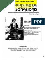 Nicholas s. Dicaprio - Teorias de La Personalidad