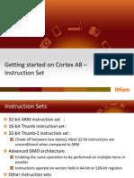 ARM Cortex Coding