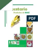 Recetario de Maiz