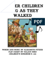 Pioneer Children Sang as They Walked