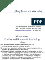 Handling Stress - A Workshop