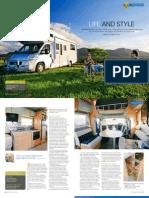 Caravan World - Trakkaway 770 Legends Winner