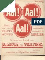 Aal, Aal, Aal (Waltz) - Louis Davids & Margie Morris (n)