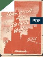 Aan de Voet Van Die Mooie Wester (Waltz) - Tom Erich (n)